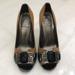 Authentic Tory Burch heels